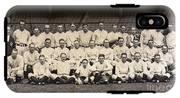 1926 Yankees Team Photo IPhone X Tough Case