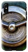 1956 Buick Special Emblem IPhone X Tough Case
