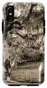 19th Century Slave House IPhone X Tough Case