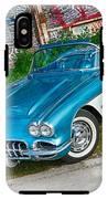 1959 Chevrolet Corvette IPhone X Tough Case