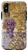 Grapes And Olives IPhone X Tough Case
