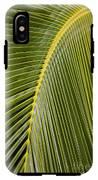 Green Palm Leaf IPhone X / XS Tough Case