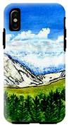 jGibney Breckenridge CO 1999art300dpi18-9M jGibney IPhone X Tough Case