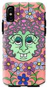 Goofy Green Witch IPhone X Tough Case