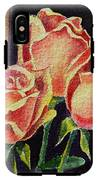 Roses   IPhone X Tough Case
