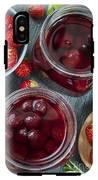 Strawberry Preserve IPhone X Tough Case