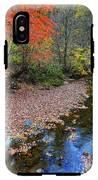 Sugar Maple Birch River IPhone X Tough Case