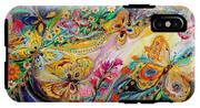 The Dance Of Butterflies IPhone X Tough Case