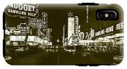 The Las Vegas Strip IPhone X Tough Case