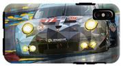 2015 Le Mans Gte-am Porsche 911 Rsr IPhone X Tough Case