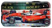 2016 Ferrari Sf16-h Vettel Monaco Gp  IPhone X Tough Case