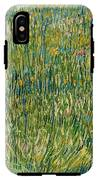Patch Of Grass IPhone X Tough Case
