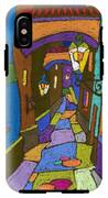 Prague Old Street IPhone X Tough Case