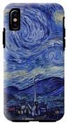Starry Night IPhone X Tough Case