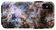 30 Doradus - Tarantula Nebula 8  IPhone X Tough Case