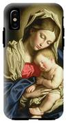 Madonna And Child IPhone X Tough Case