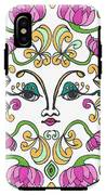 Lotus Princess IPhone X Tough Case