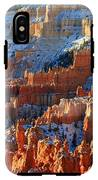 Sunset Point In Bryce Canyon IPhone X Tough Case