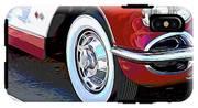 61 Corvette IPhone X Tough Case