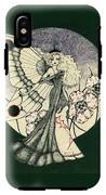70's Angel IPhone X Tough Case