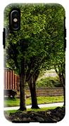 A Boxcar Story IPhone X Tough Case
