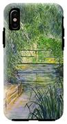 A Day At Giverny IPhone X Tough Case