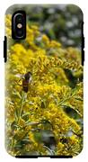A Flower That Bees Prefer IPhone X Tough Case