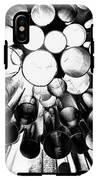 A Question Of Perspective 2 Sibelius Monument IPhone X Tough Case