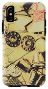 A Vintage Embellishment IPhone X Tough Case