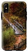 A Walk In The Park II IPhone X Tough Case