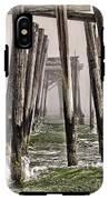 Abandon Pier Thru The Fog IPhone X Tough Case