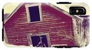 Abandoned Barn IPhone X Tough Case