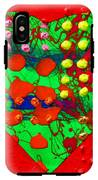Abstract Haert 80218 IPhone X Tough Case