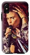 Aerosmith-94-steven-1192 IPhone X Tough Case