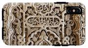 Alhambra Wall Panel IPhone X Tough Case