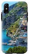 Amalfi Coast, Positano, Italy IPhone X Tough Case