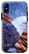 American Freedom  IPhone X Tough Case