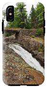 Amity Creek Falls IPhone X Tough Case