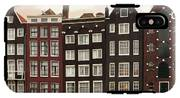 Amsterdam Architectre At Twilight IPhone X Tough Case