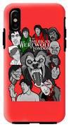 An American Werewolf In London IPhone X Tough Case