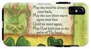 An Irish Blessing IPhone X Tough Case