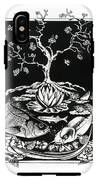 Anacostia River IPhone X Tough Case