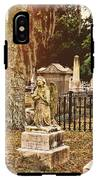 Angel In Stone IPhone X Tough Case