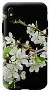 Apple Blossoms 2 IPhone X Tough Case