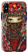 Arabian Eyes IPhone X Tough Case