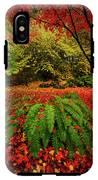 Arboretum Primary Colors IPhone X Tough Case