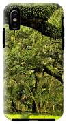 Artistic Live Oaks IPhone X Tough Case