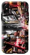 New York City Night II IPhone X Tough Case