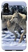 Wolves - Unfamiliar Territory IPhone X Tough Case