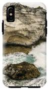 Atlantic Coastline In Bahamas IPhone X Tough Case